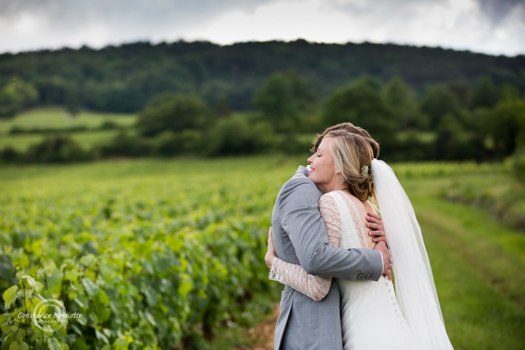 Photographe mariage Paris, Troyes, Sens, Beaune Château de Santenay