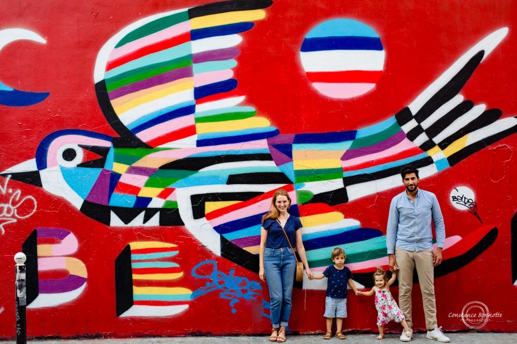 Constance Bonnotte Photographie famille dans Paris