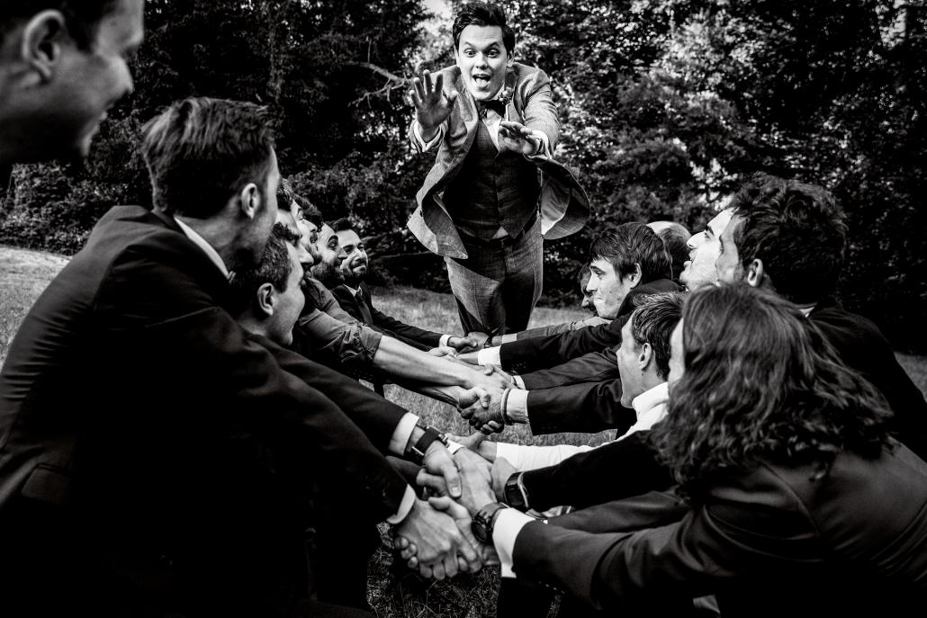 Constance Bonnotte Photographe Mariage Paris saut marié